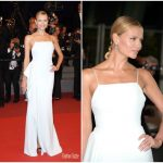 Natasha Poly In BOSS – 'In The Fade (Aus Dem Nichts)' Cannes Film Festival Premiere