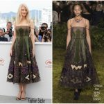 Nicole Kidman In Christian Dior Couture – 'The Killing Of A Sacred Deer' Cannes Film Festival Photocall