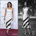 Penelope Cruz In David Koma – 'Carpisa' Madrid Photocall