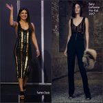 Priyanka Chopra  In Sally LaPointe  -Jimmy Kimmel Live