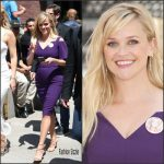 Reese Witherspoon In Roland Mouret – Goldie Hawn & Kurt Russell's Hollywood Walk of Fame Star Unveiling