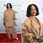 Rihanna In Matthew Adams Dolan – 69th Annual Parsons Benefit