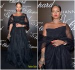 Rihanna In Ralph & Russo Couture  At  Chopard x Rihanna Dinner Party