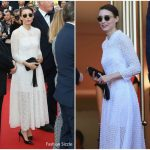 Rooney Mara In  Christian Dior Couture – 2017 Cannes Film Festival Closing Ceremony