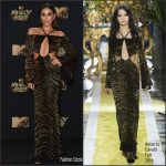 Shay Mitchell In Roberto Cavalli – 2017 MTV Movie & TV Awards