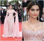 Sonam Kapoor In Elie Saab Couture – 'The Meyerowitz Stories' Cannes Film Festival Premiere