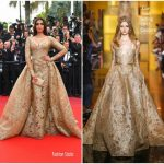 Sonam Kapoor  In Elie Saab  – 'The Killing Of A Sacred Deer' Cannes Film Festival Premiere