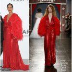 Tracee Ellis Ross In Jenny Packham – 2017 amfAR Gala Cannes