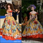 Zendaya In Dolce and Gabbana – 2017 Met Gala
