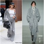 Bella Hadid In Zimmermann – Out In New York