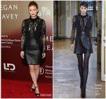 Kate Mara In Zuhair Murad  At  'Megan Leavey' New York Premiere