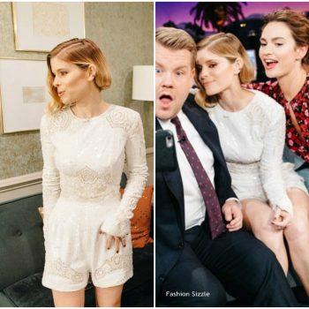 Kate-Mara-In-Zuhair-Murad-The-Late-Late-Show-with-James-Corden-700×700