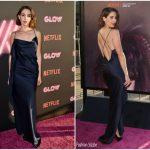 Alison Brie In Jason Wu – Glow LA Premiere