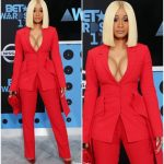Cardi B In  Givenchy – 2017 BET Awards""