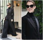 Celine Dion In Balmain –  Paris Opera House