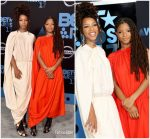 Chloe Bailey and Halle Bailey In Ms MIN – 2017 BET Awards