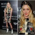 Chloe Sevigny In Gucci  At  'Beatriz At Dinner' New York Screening