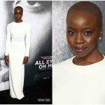 Danai Gurira In Gabriela Hearst – 'All Eyez on Me' LA Premiere