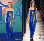 Diane Kruger In Monse – 2017 CFDA Fashion Awards