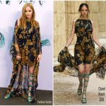 Ellie Bamber In Chanel  At  The Serpentine Galleries Summer Party