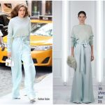 Gigi Hadid In Sally LaPointe – Out In New York