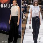 Gwyneth Paltrow In Lanvin  At  Apple Music's Planet of the Apps Party