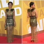Jada Pinkett Smith In Sophie Theallet – 2017 NBA Awards