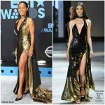 Jada Pinkett Smith In Alexandre Vauthier Couture – 2017 BET Awards