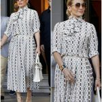 Jennifer Lopez In Gucci – Out In Paris