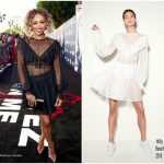 Kat Graham In Milly  At  'All Eyez On Me' LA Premiere