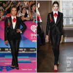Kat Graham In Schiaparelli Couture – 2017 iHeartRadio MuchMusic Video Awards
