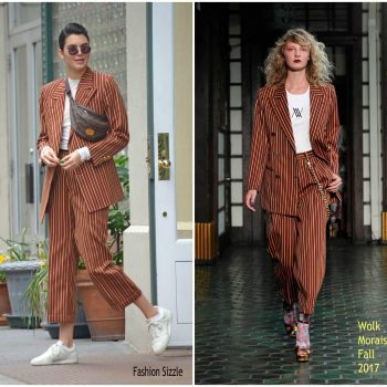7e9061e19a2 Kendall Jenner In Wolk Morais – Out In New York