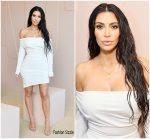 Kim Kardashian In Vivienne Westwood – KKW Beauty Launch