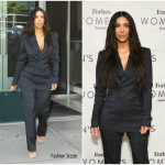 Kim Kardashian In Vintage Jean Paul Gaultier – 2017 Forbes Women's Summit