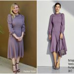 Kirsten Dunst In Bottega Veneta  At 'The Beguiled' LA Photocall