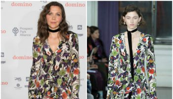 maggie-gyllenhaal-in-jason-wu- dominos-summer-pop-up-launch-party