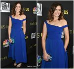 Mandy Moore In Preen  At This Is Us' TV Show FYC Event