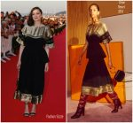 Marion Cotillard in Chloé  – 31st Cabourg Film Festival Closing Ceremony