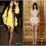 Nicki Minaj  In  Roberto Cavalli –  Drake  NBA Awards After-Party