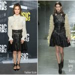 Rachel Bilson In Rodarte At  2017 CMT Music Awards