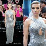 Scarlett Johansson In Michael Kors Collection – 2017 Tony Awards