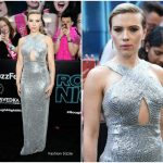 Scarlett Johansson In Michael Kors Collection – 'Rough Night' New York Premiere