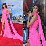 Zendaya Coleman In Ralph & Russo Couture  At  'Spider-Man: Homecoming' LA Premiere