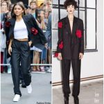 Zendaya Coleman In Seen Users – Out In New York