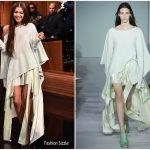 Zendaya in Sies Marjan  At 'The Tonight Show Starring Jimmy Fallon'