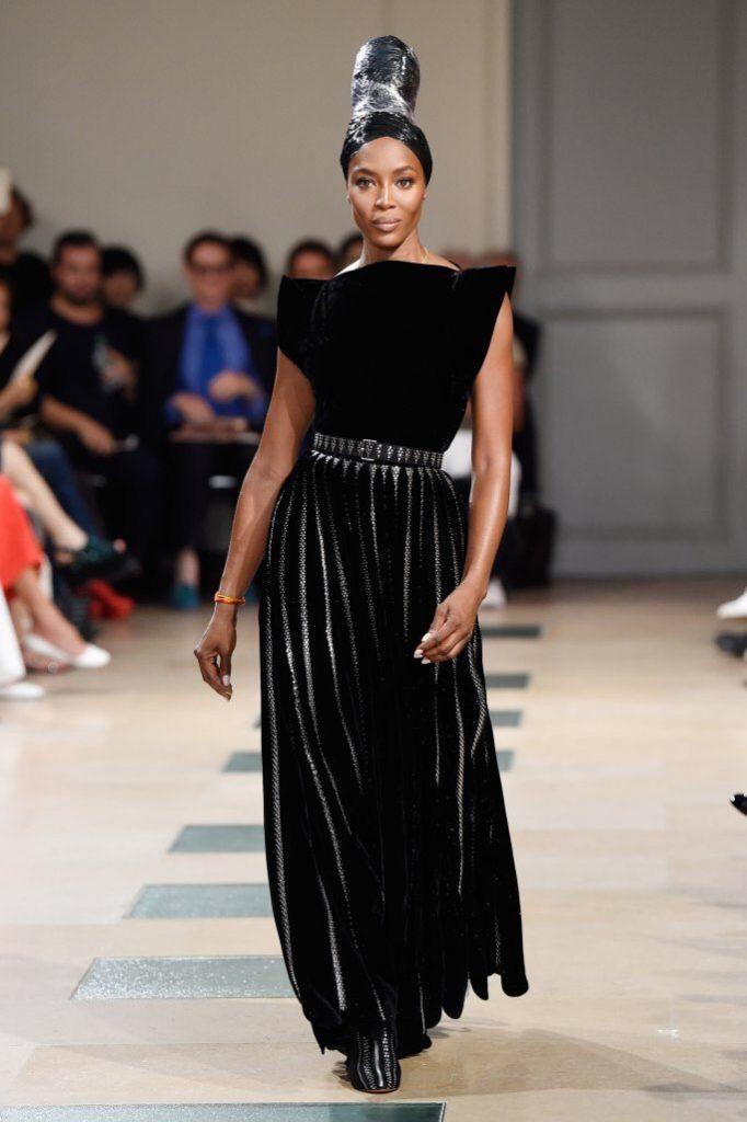 Alaia dress...I am in love, but its soooo expensive ...  Naomi Campbell Alaia Dress
