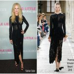 Nicole Kidman In Proenza Schouler  At  HBO 'Big Little Lies' FYC