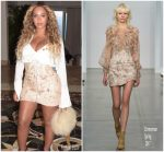 Beyonce Knowles In Ellery & Zimmerman – Instagram Pic
