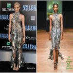 Cara Delevingne   In Iris van Herpen Couture – 'Valerian And The City Of A Thousand Planets' LA Premiere