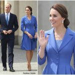 Catherine, Duchess Of Cambridge   In  Catherine Walker – Germany  Royal Tour